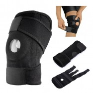 image of Spring Adjustable Knee Support Protect Guard Sport