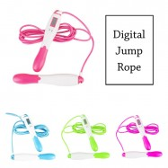 image of Borong Best! Digital Jump Rope 002 Fitness Sport Exercise Cardio Tool