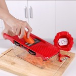 Borong Best! Vegetable And Fruits 10 In 1 Portable Cutter + Slicer