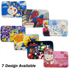 image of 7 Cartoon Designs Floor Mat Rugs Carpet