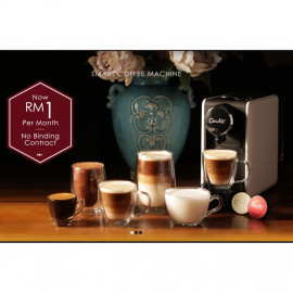 image of Arissto Coffee Maker + 20 Capsules