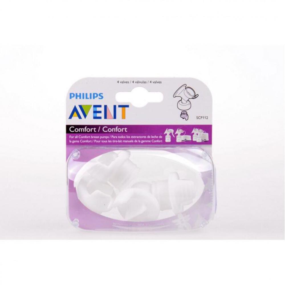 Philips Avent Comfort Breast Pump Valves