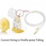 Tubing For Medela Swing To Change From Single Pump To Double Pump