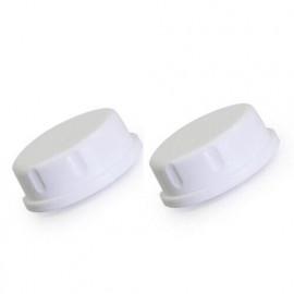 image of (Ready Stock) Milk Bottle Cap_wide Or Standard Bottle X 2 Pcs