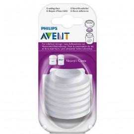 image of (READY STOCK) Avent Bottle Cap /Bottle Sealing Discs