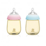 image of Snowbear PPSU Milk Bottle-160ml Wide Mouth