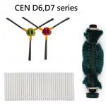 Ecovacs CEN Vacuum Accessories- CEN, D6,D7 Series