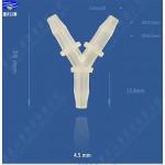 Y Tubing Connector- 3.5, 4.0, 4.5mm