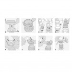 (Readystock)Avent Manual Breast Pump Diaphragm