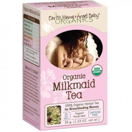 image of Earth Mama Angel Baby Organic Milkmaid Tea 16 Tea Bags