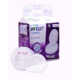 image of Avent Breast Pad 108 Pcs (Day Use)