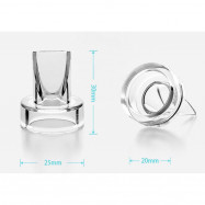 image of (READY STOCK) Malish Breast Pump Valvex 2 Pcs