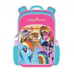 Little Pony Pre School Backpack Kindergarten Nursery Kids Children School Bag
