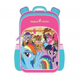 image of Little Pony Pre School Backpack Kindergarten Nursery Kids Children School Bag