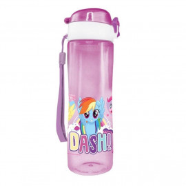 image of My Little Pony 600ML BPA Free Tritan Bottle