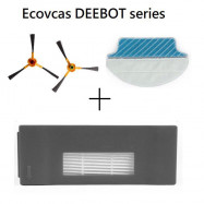 image of Ecovacs DEEBOT accessories for DT series (DT83 DT85 DM81) model