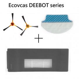 image of Ecovacs DEEBOT accessories for DT series (DT83 DT85 DM81) model