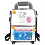 V-coool 2018 Premium Breastmilk Cooler Bag with Ice Pack Set
