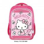 Sanrio Hello Kitty School Backpack Nursery Primary Bag