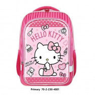 image of Sanrio Hello Kitty School Backpack Nursery Primary Bag