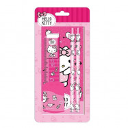 image of Sanrio Hello Kitty Stationery Set Pencil With Eraser