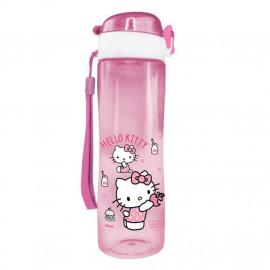 image of Sanrio Hello Kitty 600ML BPA Free Tritan Bottle