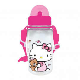 image of Hello Kitty BPA Free 350ML Tritan Bottle With Straw