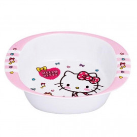 image of Sanrio Hello Kitty Handle Bowl 6 Inch