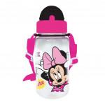 Disney Minnie BPA Free 350ML Tritan Bottle With Straw