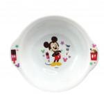 Disney Mickey 6 inch Melamine handle bowl