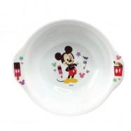 image of Disney Mickey 6 inch Melamine handle bowl