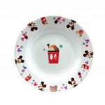 Disney Mickey 8 Inches Deep Plate