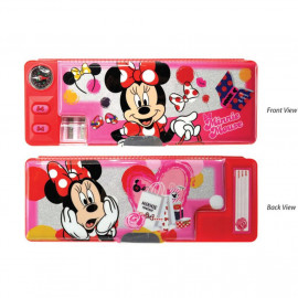 image of Disney Minnie Small Magnetic Pencil Case