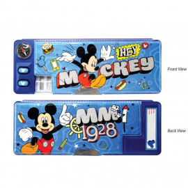 image of Disney Mickey Magnetic Pencil Case