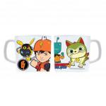 Boboiboy Galaxy Mug 3.5 Inches