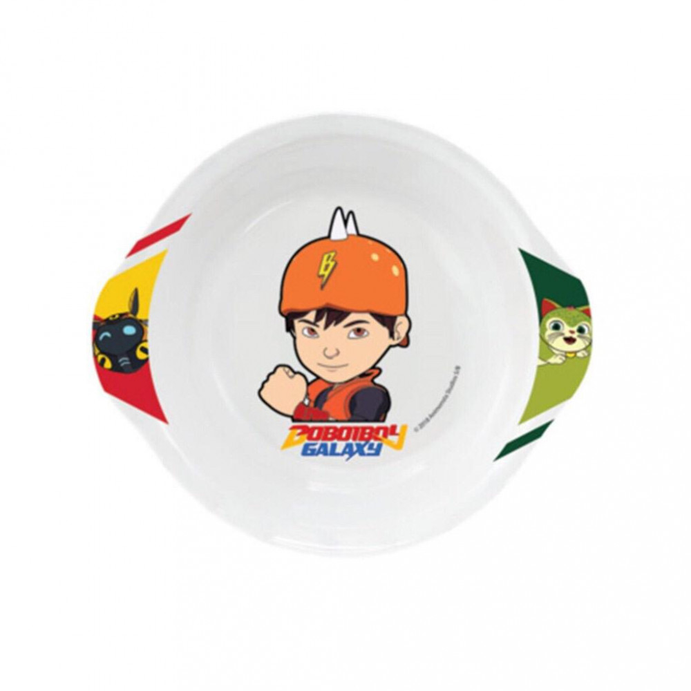 Boboiboy Galaxy Handle Bowl 6 Inches