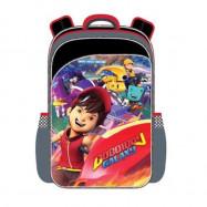 image of BOBOIBOY Fire Pre School Kindergarten Nursery Kids Children School Bag