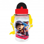 Boboiboy Galaxy 350ML Tritan Bottle With Straw