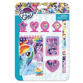 image of Little Pony 8pcs Stamper Set
