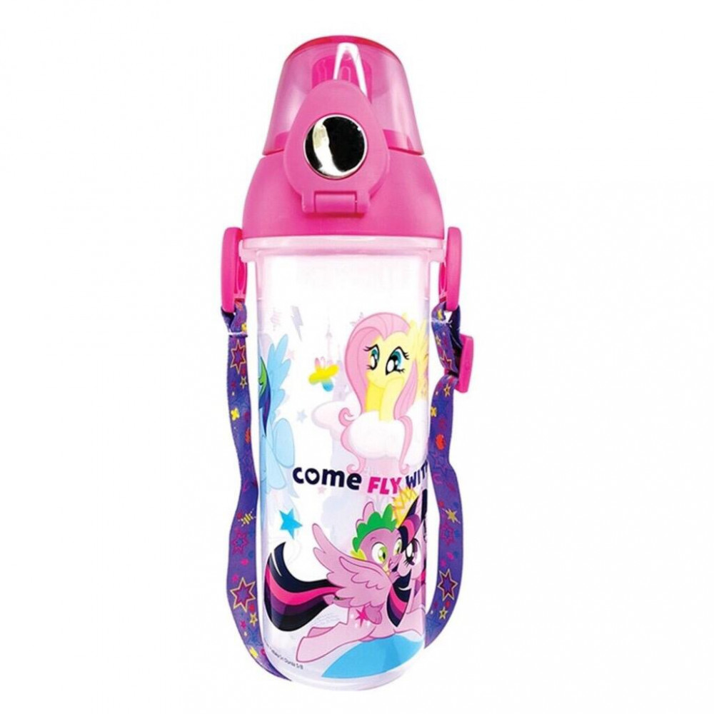 My Little Pony 550ML BPA Free Polypropylene Water Bottle