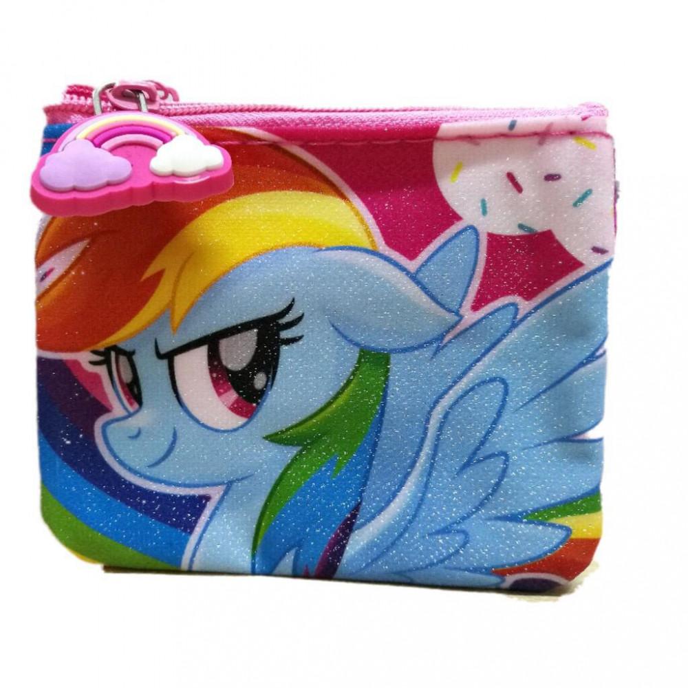 My Little Pony Coin Purse (Rainbow Dash and Twilight Sparkle)