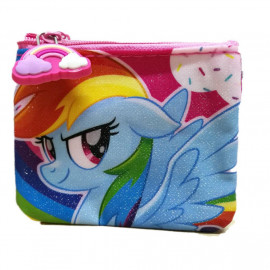 image of My Little Pony Coin Purse (Rainbow Dash and Twilight Sparkle)