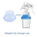 Avent Conversion Kit Express directly into Philips Avent bottles, perfect for st