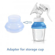 image of Avent Conversion Kit Express directly into Philips Avent bottles, perfect for st