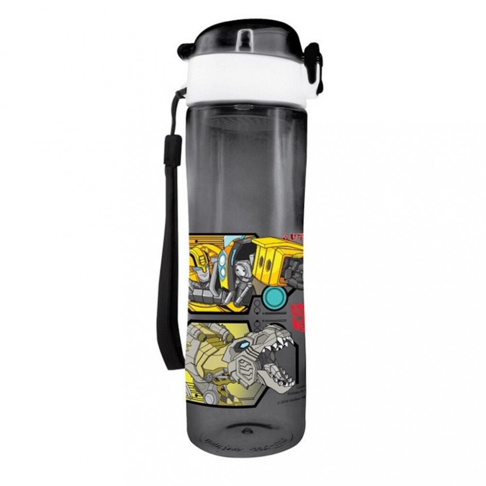 Transformers 600ML BPA Free Tritan Bottle