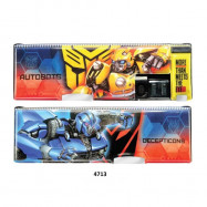 image of Transformers Bumblebee Magnetic Pencil Case