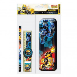 image of Transformers Bumblebee Stationery Set