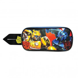 image of Transformers Bumblebee Square Pencil Bag