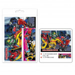 Transformers Activity & Colouring Book With Colour Pencil