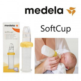 image of Medela Soft cup Advanced cup babies with cleft lip and palate
